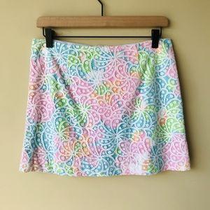 Lilly Pulitzer Salisbury Lace Tate Skirt
